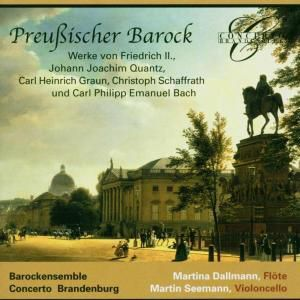 Preussischer Barock, Concerto Brandenburg
