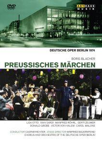 Preussisches Märchen, Boris Blacher
