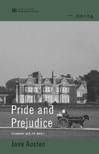 Pride and Prejudice (World Digital Library Edition), Jane Austen