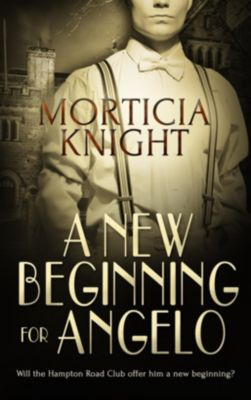 Pride Publishing: A New Beginning for Angelo, Morticia Knight
