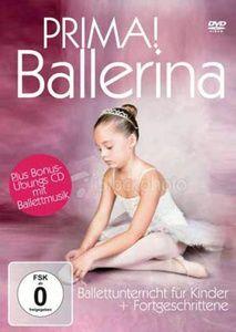 Prima! Ballerina - Ballettunterricht für Kinder, Special Interest