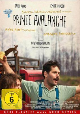 Prince Avalanche, Paul Rudd