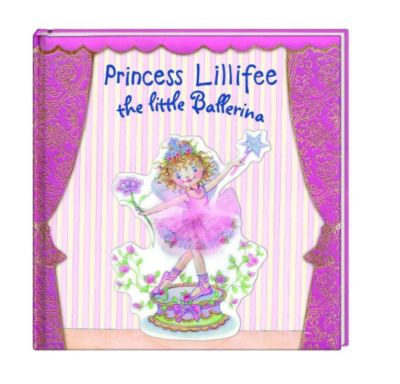 Princess Lillifee - the little ballerina, Monika Finsterbusch