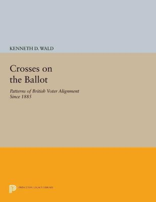 Princeton Legacy Library: Crosses on the Ballot, Kenneth D. Wald