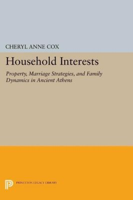 Princeton Legacy Library: Household Interests, Cheryl Anne Cox