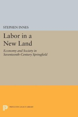 Princeton Legacy Library: Labor in a New Land, Stephen Innes