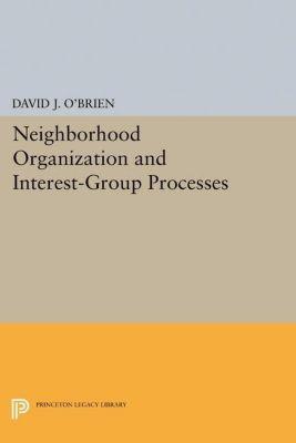 Princeton Legacy Library: Neighborhood Organization and Interest-Group Processes, David J. O'Brien