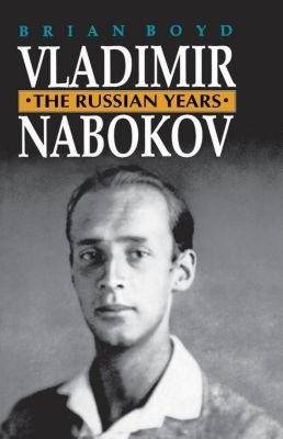 Princeton University Press: Vladimir Nabokov, Brian Boyd