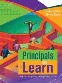 Principals Who Learn, Barbara Kohm, Beverly Nance