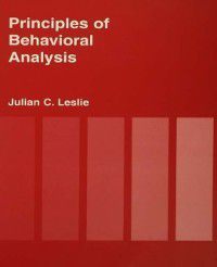 Principles of behavioural analysis, Leslie