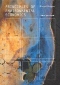 Principles of Environmental Economics, Ahmed Hussen