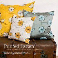 Printed Pattern, Rebecca Drury, Yvonne Drury
