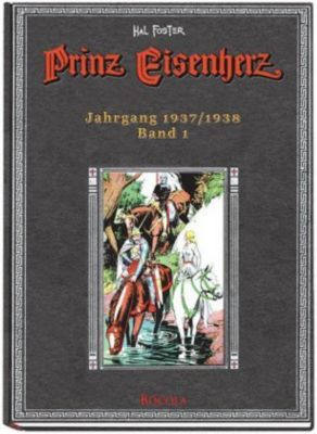 Prinz Eisenherz - Jahrgang 1937/1938, Harold R. Foster