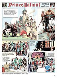 Prinz Eisenherz - Jahrgang 1937/1938 - Produktdetailbild 1