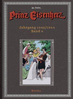 Prinz Eisenherz - Jahrgang 1943/1944, Harold R. Foster