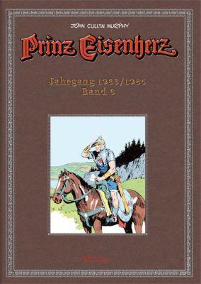 Prinz Eisenherz - Jahrgang 1985/1986 - John Cullen Murphy pdf epub