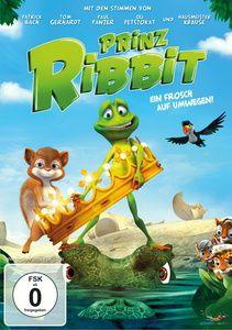Prinz Ribbit - Ein Frosch auf Umwegen!, Patrick Bach, Paul Panzer, Oli P., Tom Gerhardt