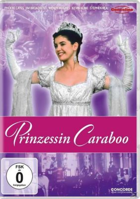 Prinzessin Caraboo, Phoebe Cates, Kevin Kline