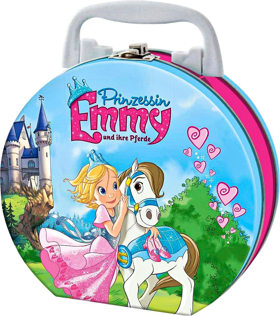 prinzessin emmy und ihre pferde  hörbuchkoffer 8 cds hörbuch