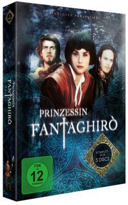 Prinzessin Fantaghiro, Diverse Interpreten
