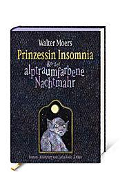 Prinzessin Insomnia & der alptraumfarbene Nachtmahr - Produktdetailbild 1