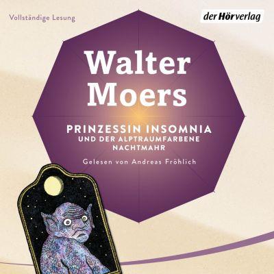 Prinzessin Insomnia & der alptraumfarbene Nachtmahr, Walter Moers