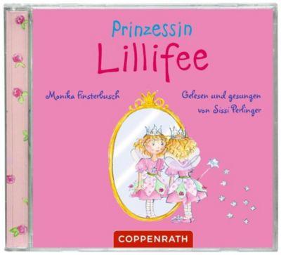 Prinzessin Lillifee, 1 Audio-CD, Monika Finsterbusch