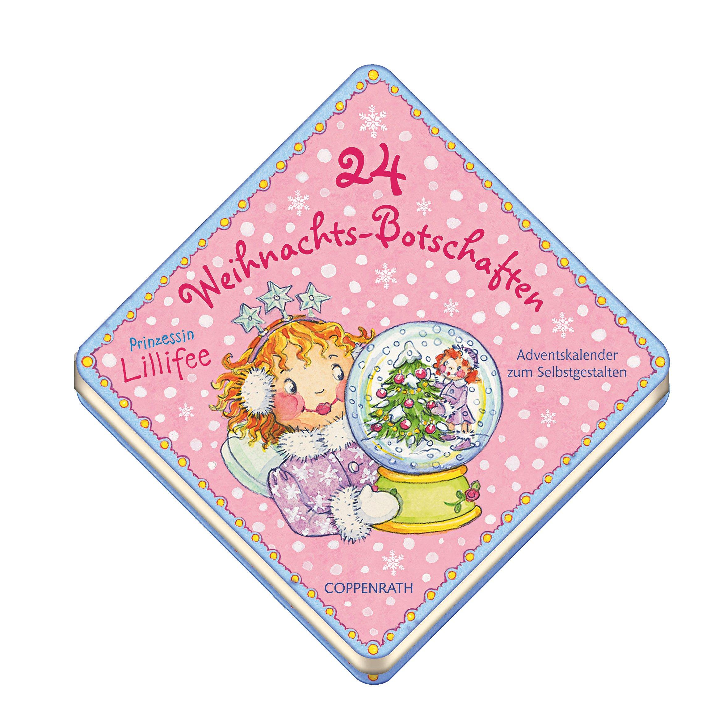Prinzessin Lillifee - 24 Weihnachts-Botschaften | Weltbild.de