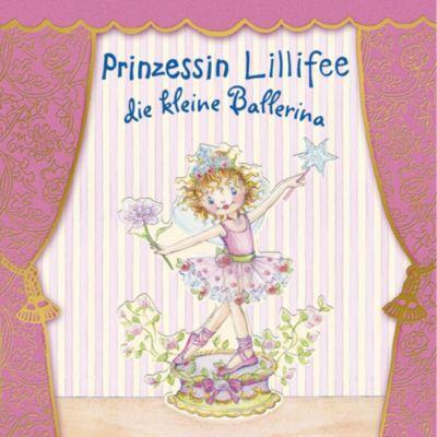 Prinzessin Lillifee Band 5: Prinzessin Lillifee die kleine Ballerina, Monika Finsterbusch