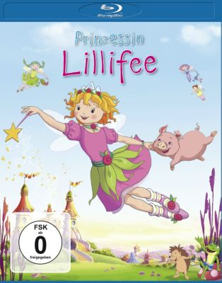 Prinzessin Lillifee - Der Film, Mark Slater, Gabriele M. Walther