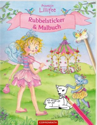 Prinzessin Lillifee Punkt-zu-Punkt-Malspaß Taschenbuch Deutsch 2019 Mal- & Zeichenmaterialien für Kinder Malbücher für Kinder