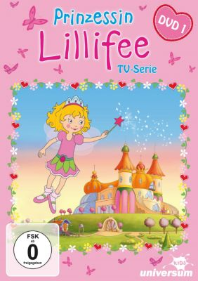 Prinzessin Lillifee - TV-Serie Vol. 1, Diverse Interpreten