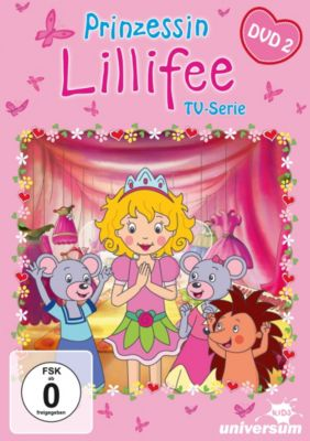 Prinzessin Lillifee - TV-Serie Vol. 2, Diverse Interpreten