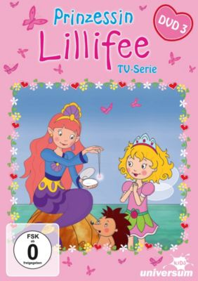 Prinzessin Lillifee - TV-Serie Vol. 3, Diverse Interpreten