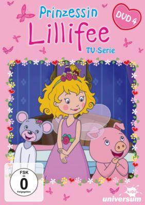 Prinzessin Lillifee - TV-Serie Vol. 4, Diverse Interpreten