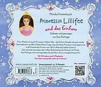 Prinzessin Lillifee und das Einhorn, Audio-CD - Produktdetailbild 1