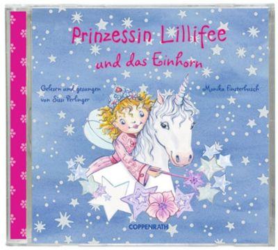 Prinzessin Lillifee und das Einhorn, Audio-CD, Monika Finsterbusch