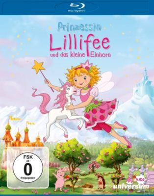 Prinzessin Lillifee und das kleine Einhorn, Mark Slater, Gabriele M. Walther, Rachel Murrell