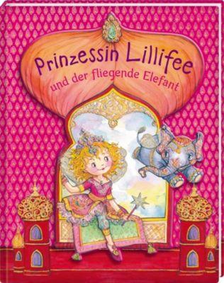 Prinzessin Lillifee und der fliegende Elefant, Monika Finsterbusch