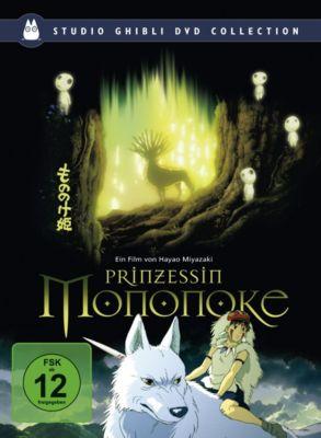 Prinzessin Mononoke - Deluxe Edition