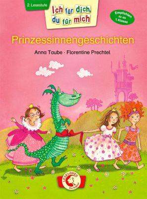 Prinzessinnengeschichten - Anna Taube  