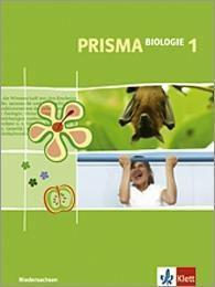 Prisma Biologie, Ausgabe Niedersachsen, Neubearbeitung: Bd.1 5./6. Schuljahr, Schülerband m. CD-ROM