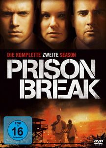 Prison Break - Die komplette Season 2