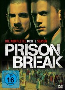 Prison Break - Die komplette Season 3