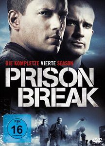 Prison Break - Die komplette Season 4