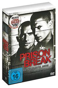 Prison Break - Die komplette Serie - Produktdetailbild 1