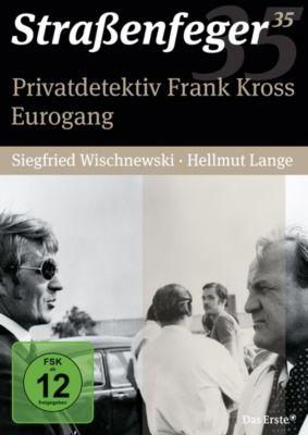 Privatdetektiv Frank Kross / Eurogang, Bruno Hampel, Detlef Müller
