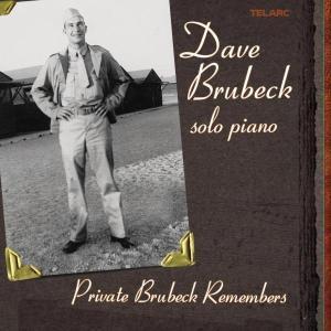 Private Brubeck Remembers, Dave Brubeck