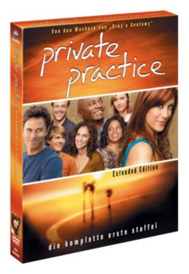 Private Practice - Staffel 1