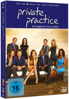 Private Practice - Staffel 4